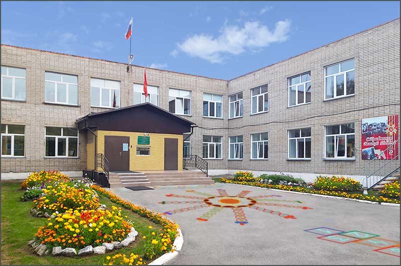 Здание МАДОУ № 25