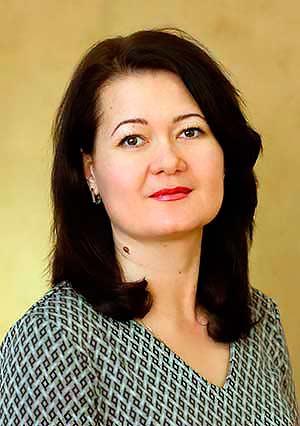 Балаева Лариса Юрьевна