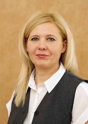 Гайдашова Елена Владимировна